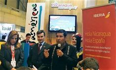 #kevelair Iberia ofrecerá 90.000 asientos anuales entre Nicaragua y Madrid #kevelairamerica