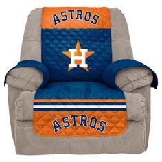MLB Houston Astros Recliner Slipcover