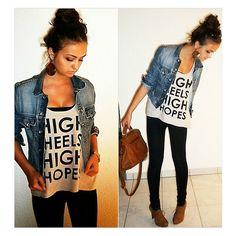 love the shirt
