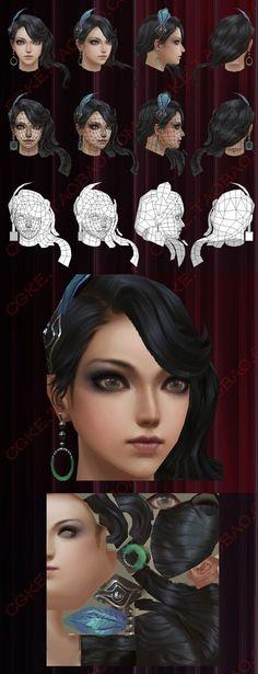3d Model Character, Character Modeling, Character Art, 3d Modeling, Digital Painting Tutorials, Art Tutorials, Game Textures, Zbrush Tutorial, Digital Sculpting