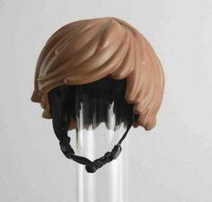 Велосипедный лего-шлем.