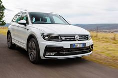 Tiguan Highline Automotive Industry, Volkswagen, Industrial, News, Vehicles, Car, Automobile, Cars, Vehicle