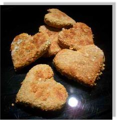 Dukan desserts: Crunchy biscuits recipe for the Dukan diet