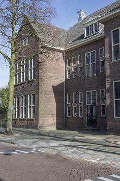 https://flic.kr/p/mdAGJR | Voormalig school Vest, Dordrecht