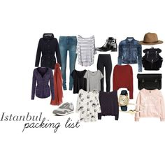 Istanbul Packing List by whatkatedidlast on Polyvore featuring Mode, Sandwich, Zara, MANGO, H&M, Four Seasons, ONLY, Vero Moda, Reebok and The Cambridge Satchel Company
