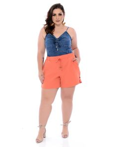 Plus Size Tips, Looks Plus Size, Look Plus, Curvy Girl Outfits, Short Outfits, Cool Outfits, Plus Size Dresses, Plus Size Outfits, Look Con Short