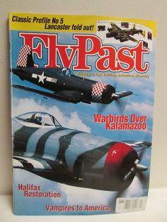 FLYPAST  NOV 1998 Aviation Airplane Magazine