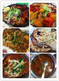 Indian food @ Chunking Mansions, Hong Kong