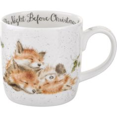 Shop online for 'Wrendale Wrendale The Night Before Christmas Mug' at Louis Potts. View our great selection of products with Free standard delivery available.