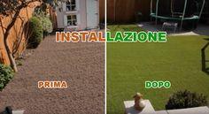Giardini in erba sintetica di alta qualità – EverGreen, l'erba sintetica per il tuo giardino!