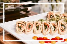 Nespresso, Catering, Sushi, Ethnic Recipes, Food, Gourmet, Catering Business, Meals