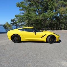 Beautiful: #Chevrolet #Corvette Stingray