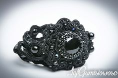 Soutache jewelry: Z prywatnych zapasów ;)
