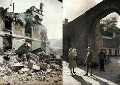 primera guerra mundial - crisis del bombardeo