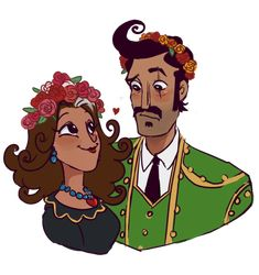 Carmen and Carlos