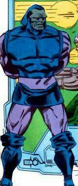 Darkseid New God of all Evil