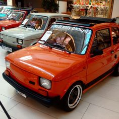 #fiat, #fiat126p, #maluch, #targa Fiat 126, Fiat Models, City Car, Car Engine, Small Cars, Old Cars, Car Pictures, Cars And Motorcycles, Vintage Cars