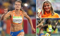 Dafne Schippers: 'I hate when people see my skin and say I'm a drugs cheat, acne doesn't mean I dope'... as Dutch sprinter labels her frosty relationship with Elaine Thompson as 'very bad'      Dafne Schippers converted from heptathlon to sprinting two years ago     She stunned the world in the World Championships in Beijing to win 200m gold     However the 25-year-old has grown frustrated with questions over steroid abuse     The Dutch Athlete is adamant she follows the strictest routine…