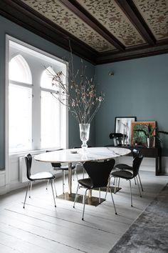Gravity Home: Petra Tungården's Stylish Home
