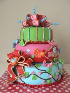 Gorgeous PIP cake