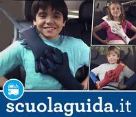 Nuove cinture da Fiat per la sicurezza dei bambini