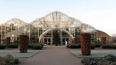 RHS Garden - Wisley -The Glasshouse