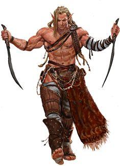 Elves Fantasy, Fantasy Races, Fantasy Art, Character Portraits, Character Art, Character Design, Dnd Characters, Fantasy Characters, Dark Sun