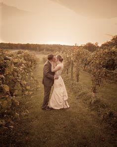 The bride and groom. Photo taken by Matt & Brandy Rhodes.