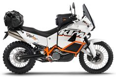KTM 990 Adventure Baja Edition It's ready to go off road -- are you?