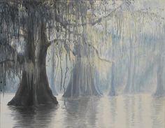 painting nature, by Anja Meeldijk