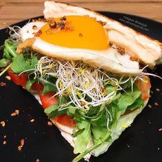 "Pan de pollo ""fit"" - YANOESTOYGORDA"