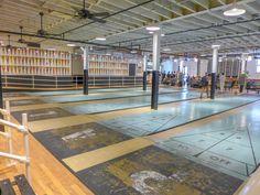 Royal Palms Shuffleboard Club, Gowanus, Brooklyn, New York City Palms, New York City, Brooklyn, Club, Palmas, New York, Nyc
