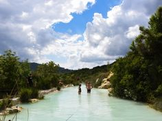 Bagno Vignoni Hot Springs In Val D Orcia With Images Hot