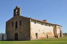 Basílica de Santa María de los Arcos. Tricio, La Rioja,España. Estilo visigodo, s.VI