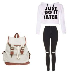 """back to school"" by skyar-c on Polyvore featuring Wet Seal and Topshop"