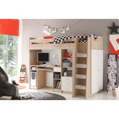 50 Unique Bett Im Schrank La Photographie Bunk Beds Boys, Kid Beds, Modern Small Bathrooms, Small Rooms, Loft Bed Desk, Bedding Inspiration, Simple House Design, Room Corner, Cute Dorm Rooms