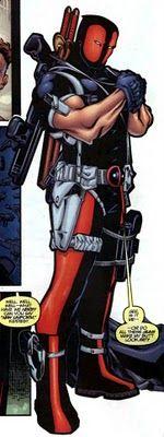 Deadpool (Weapon-X)