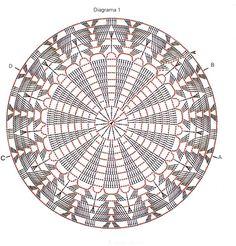 Chaleco circular « Mi Rincon de Crochet