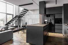 Mieszkanie dla mężczyzny (Foto. Krzysztof Strażyński)