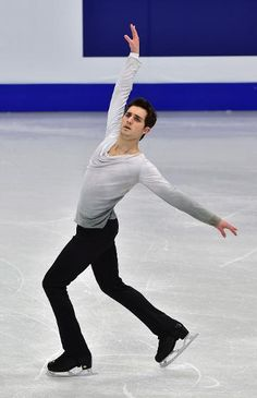 Johsua Farris of US wins silver at Four Continents 2015