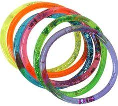 Jelly Bracelets  #90's kid