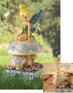 Tinker Bell Key Keeper Statue - Ships Separately