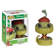 2014 Funko Pop Disney Robin Hood vinyl figures info, checklist, shopping guide, gallery and more. Characters include Robin Hood, Prince John and Sir Hiss. Figurines D'action, Pop Figurine, Figurines Funko Pop, Disney Pop, Film Disney, Disney Pixar, Disney Memes, Disney Villains, Toy Art