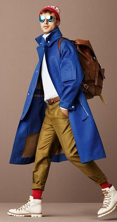 A favorite of Bally, model Clément Chabernaud reunites with the brand after starring in its fall-winter 2015 campaign. Traveling to London, Clément embodies the chic image of the Bally man, connecting with fashion photographer Alasdair McLellan. Showcasing a mix of styles that transitions from sartorial to quirky, Clément wears smart suiting and contemporary sportswear. Related: …