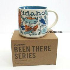 Starbucks Mugs, Idaho, Ceramics, Tableware, Gifts, Collection, Ceramica, Pottery, Dinnerware