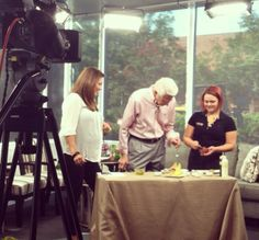 We hope you tuned in to Your Carolina to see Breakwater chef Jackie McGill make Tuna Tartare, live! - Crawford Strategy PR