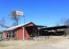 Snow's BBQ, LLC.  Lexington, Tx.  10 Hours away--Only open on Saturday.  Take Friday off or go there last Saturday of Vacation and make our way home after that.