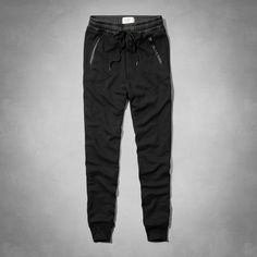 Womens A&F Jogger Sweatpants   Womens A&F Gift the Trend   Abercrombie.com