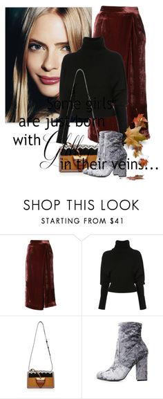 """""""Без названия #611"""" by nastena-a ❤ liked on Polyvore featuring PT01 Pantaloni Torino, Creatures of the Wind, Loewe, Bamboo and WALL"""
