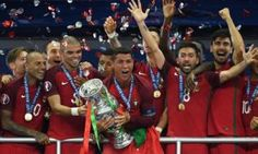 Ronaldo & Portugal win Euro 2016 but why should this summer's football festival put a halt to comparison between him and Messi? http://www.soccerbox.com/blog/ronaldo-messi-euro-2016-v-copa-america/